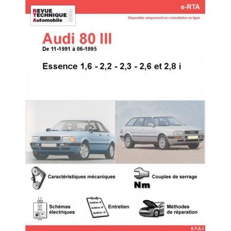 80 E 91-95 Revue e-RTA Numerique Audi