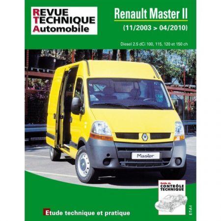 Master II 03-10 Revue Technique Renault