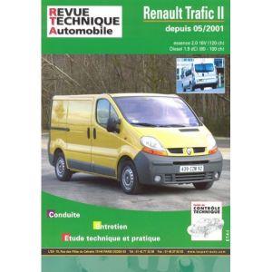 renault trafic ii essence 2 0 16v 120cv diesel 1 9 dci. Black Bedroom Furniture Sets. Home Design Ideas