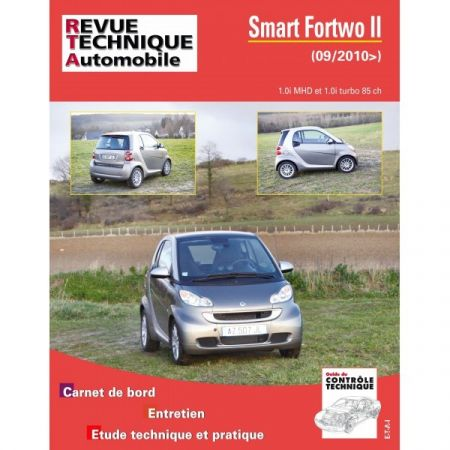 Fortwo II 10- Revue Technique Smart