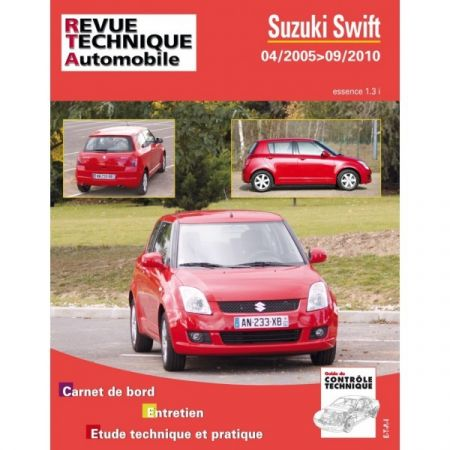 Swift 05-10 Revue Technique Suzuki