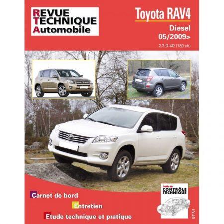RAV4 D 09- Revue Technique Toyota
