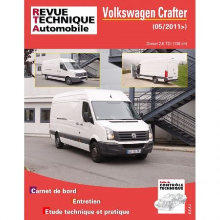 Crafter 11- Revue Technique VW