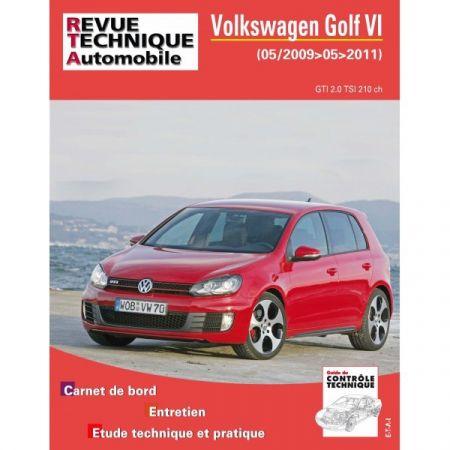 Golf GTI IV 09-11 Revue Technique VW