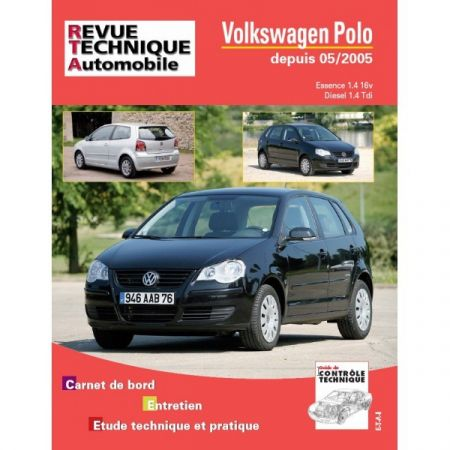 Polo 05- Revue Technique VW