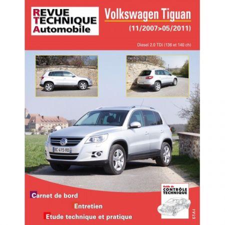 Tiguan 07-11 Revue Technique VW