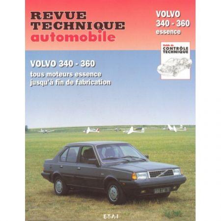 340 360 Revue Technique Volvo