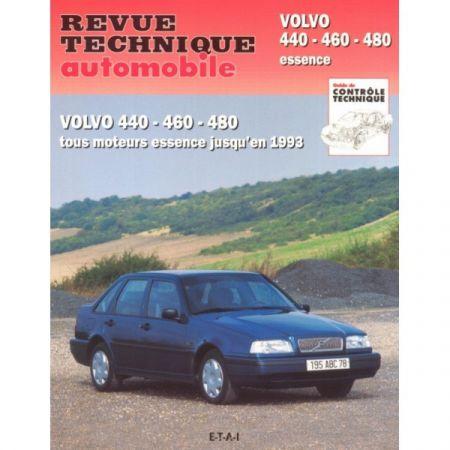 440 460 480 87-93 Revue Technique Volvo