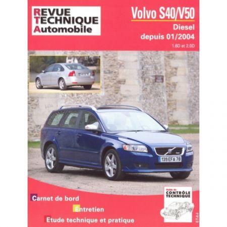 S40 V50 04- Revue Technique Volvo