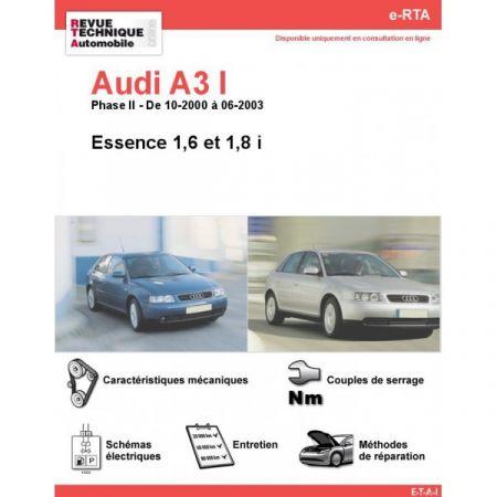 A3 E 00-03 Revue e-RTA Numerique Audi