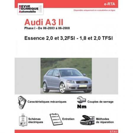 A3 Ess 03-08 Revue e-RTA Numerique Audi
