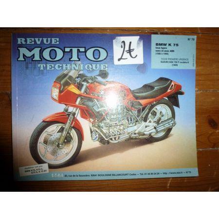 K75 86-96 Revue Technique moto Bmw