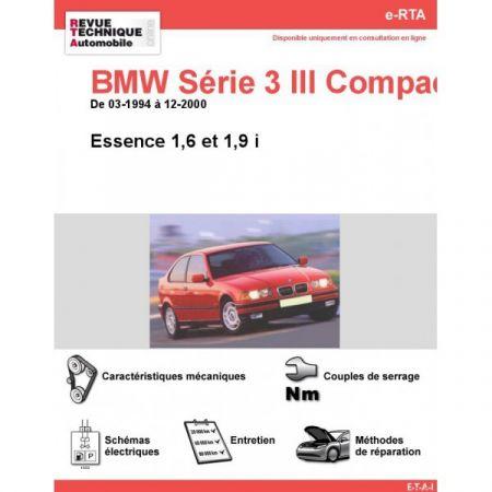 S3 E 94-00 Revue e-RTA Numerique BMW