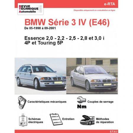 S3 E 98-01 Revue e-RTA Numerique BMW