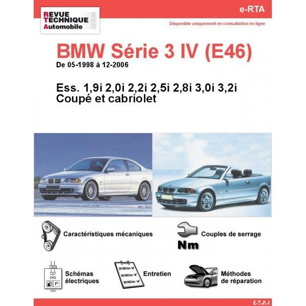 S3 E 98-06 Revue e-RTA Numerique BMW