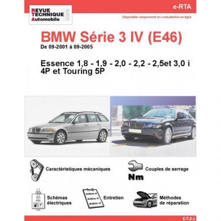 S3 E 01-05 Revue e-RTA Numerique BMW