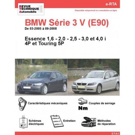 S3 E 05-08 Revue e-RTA Numerique BMW
