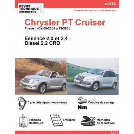 PT Cruiser 00-05 Revue e-RTA Numerique Chrysler