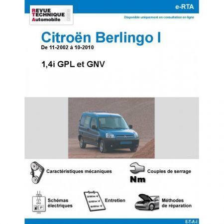 Berlingo 02-10 Revue e-RTA Numerique Citroen