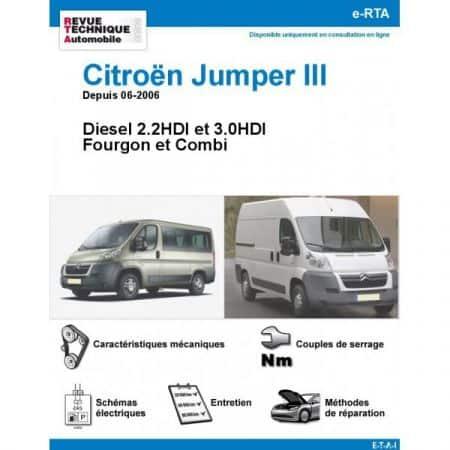 Jumper D 06- Revue e-RTA Numerique Citroen
