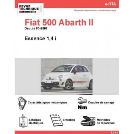 500 abarth 08- Revue e-RTA Numerique Fiat
