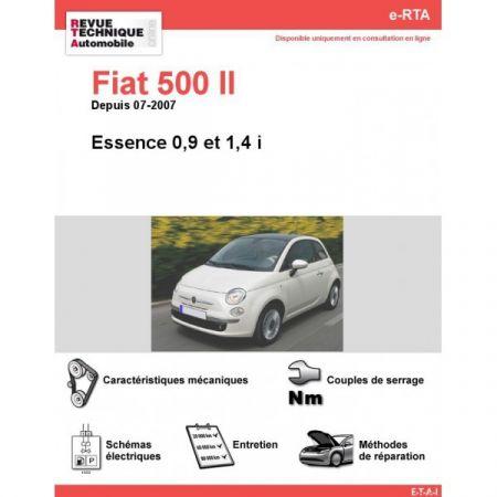 500 E 07- Revue e-RTA Numerique Fiat