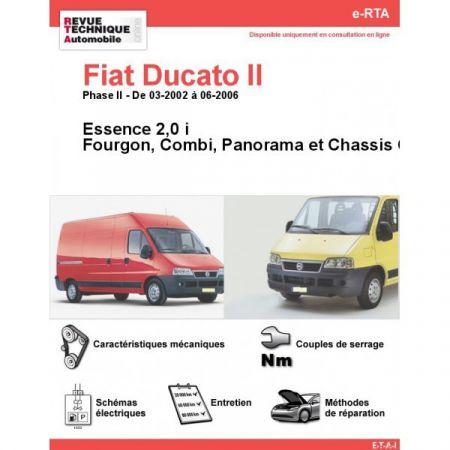 Ducato E 02-06 Revue e-RTA Numerique Fiat
