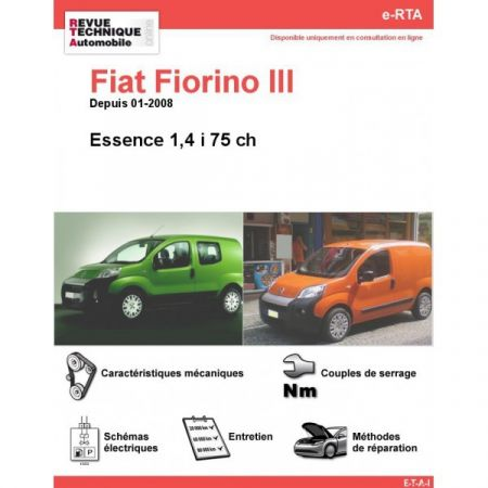 Fiorino E 08- Revue e-RTA Numerique Fiat