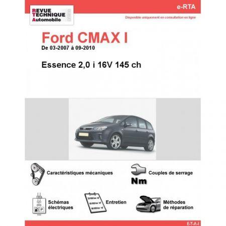 Cmax E 07-10 Revue e-RTA Numerique Ford