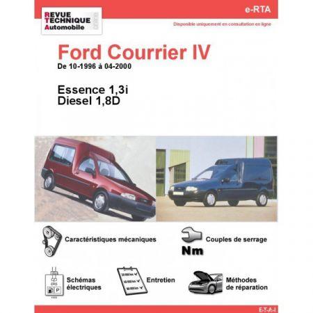 Courrier 96-00 Revue e-RTA Numerique Ford