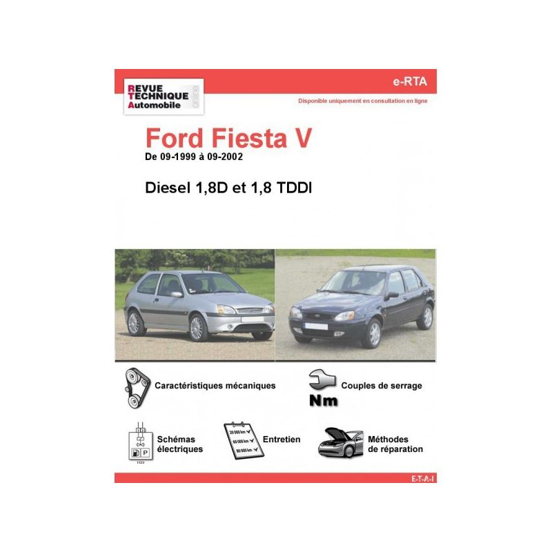 Defaut Ford Fiesta Diesel