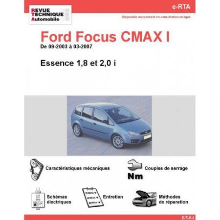 Cmax E 03-07 Revue e-RTA Numerique Ford
