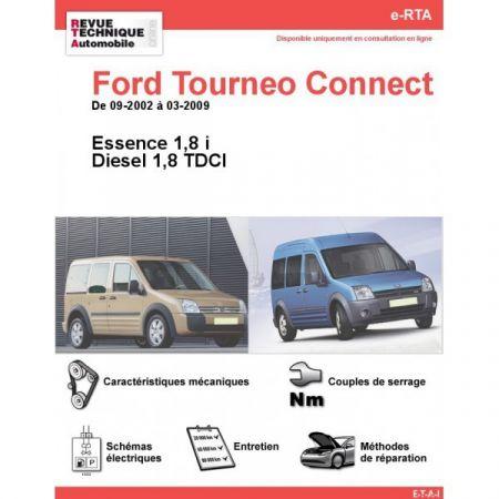 Tourneo 02-09 Revue e-RTA Numerique Ford