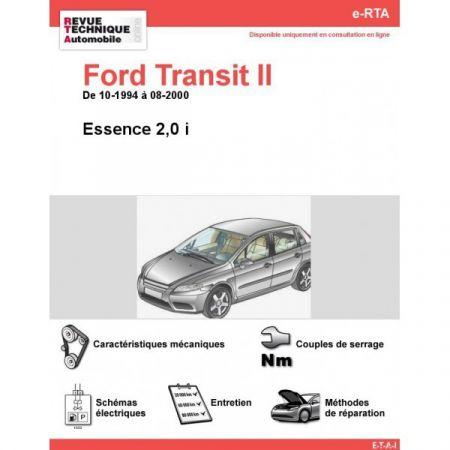 Transit E 94-00 Revue e-RTA Numerique Ford