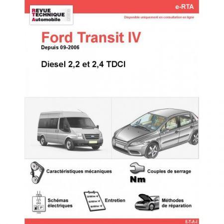 Transit D 06- Revue e-RTA Numerique Ford