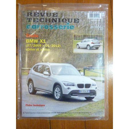 X1 09-12 Revue Technique Carrosserie BMW