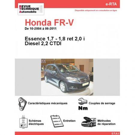 FRV 04-11 Revue e-RTA Numerique Honda