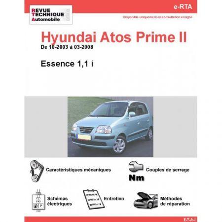 Atos Prime E 03-08 Revue e-RTA Numerique Hyundai