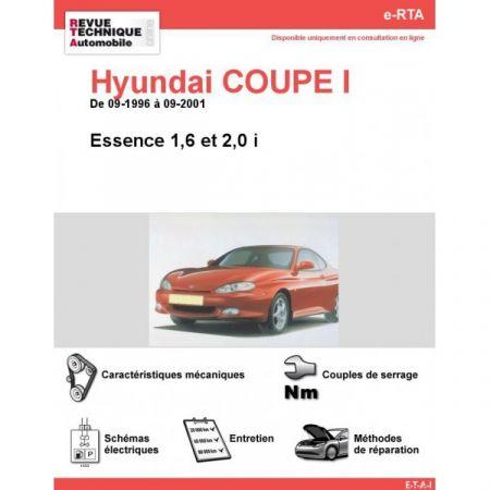 Coupe E 96-01 Revue e-RTA Numerique Hyundai