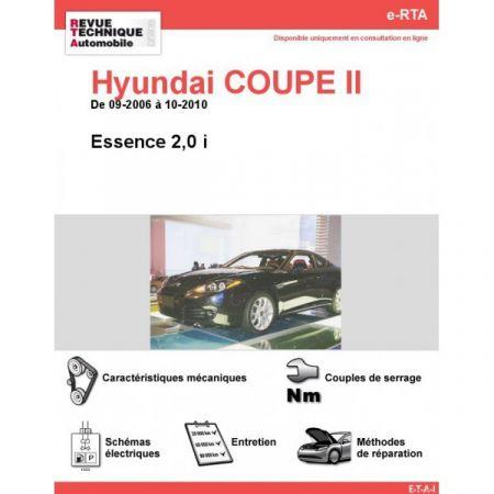Coupe E 06-10 Revue e-RTA Numerique Hyundai