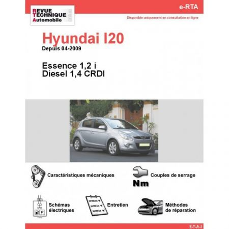 I20 09- Revue e-RTA Numerique Hyundai