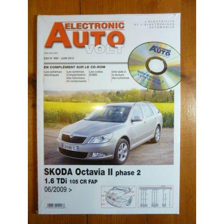 Octavia D Revue Technique Electronic Auto Volt Skoda