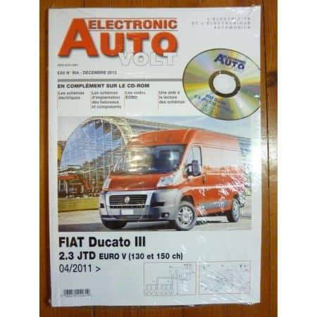 Ducato D Revue Technique Electronic Auto Volt Fiat