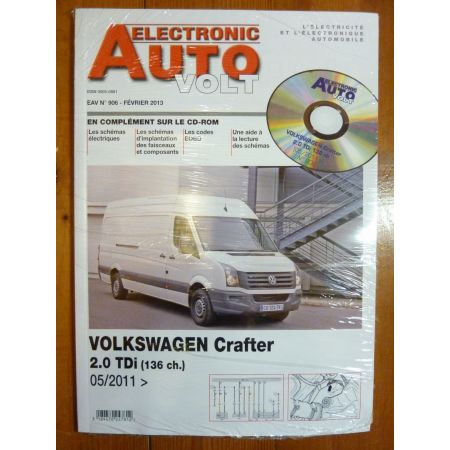 Crafter D Revue Technique Electronic Auto Volt VW