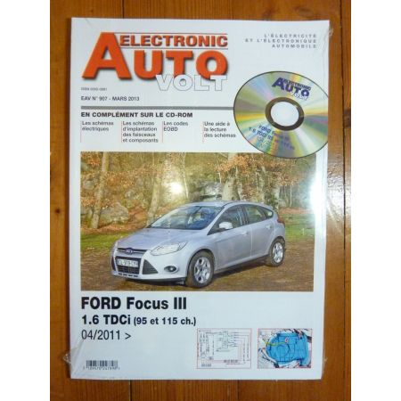 Focus D Revue Technique Electronic Auto Volt Ford