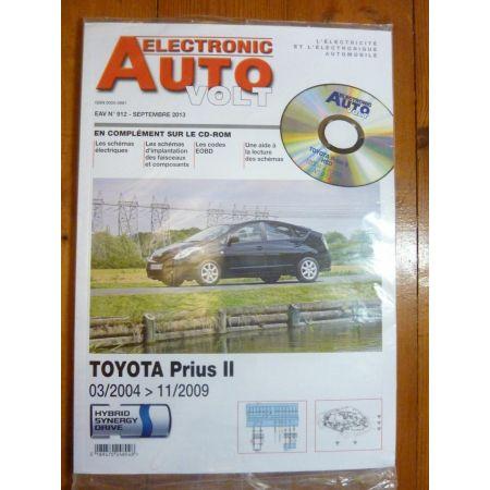Prius 04-09 Revue Technique Electronic Auto Volt Toyota