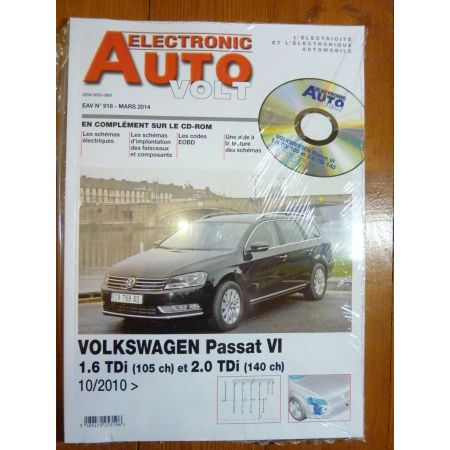 Passat VI Revue Technique Electronic Auto Volt VW