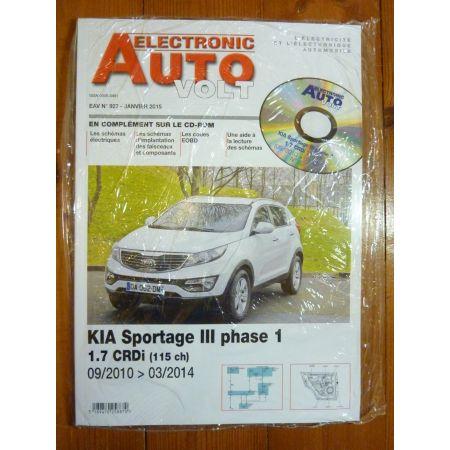 Sportage III D Revue Technique Electronic Auto Volt KIA