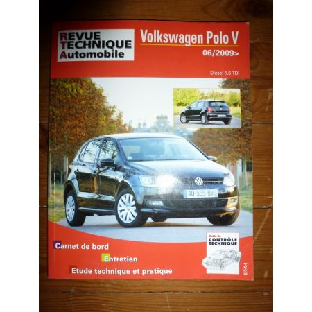 Polo 09- Revue Technique VW