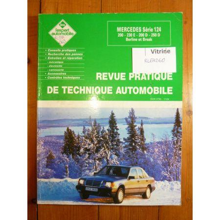 W124 Revue Technique Mercedes